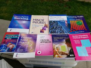 21 NURSING BOOKS