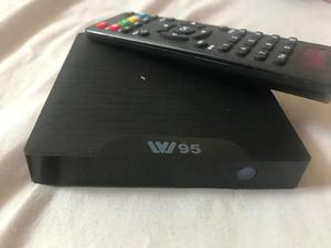 Android TV Box - TrongleW1 Newest Android 7.1 Smart TV