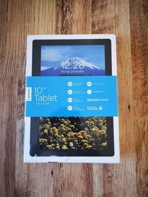 +++ BRAND NEW STILL SEALED +++ Lenovo Tab  Inch 16gb
