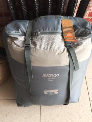 Double sleeping bag
