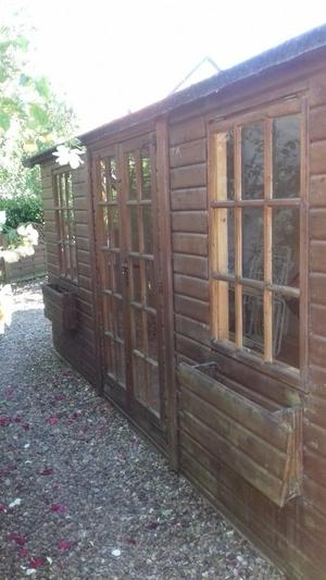 Garden Office / Hobby Room / Pub shed for sale