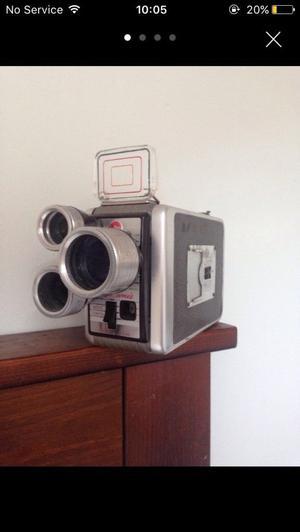 Kodak brownie turret movie camera