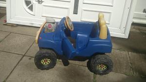 Little Tikes Kid's Outdoor Car