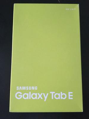 """New Samsung Galaxy Tab E SM TGB Wi-Fi 9.6"""" Inch Black"""