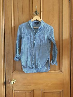 Primark Striped Shirt - Size 6
