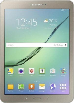 "SAMSUNG GALAXY TAB S2 SM-T"" GOLD 1.8Ghz /1.4Ghz 32GB"