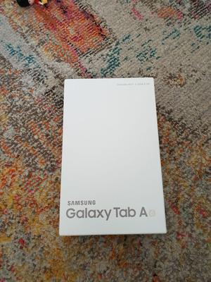 Samsung Galaxy Tab a 6 Sm-tgb Black Tablet