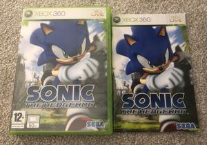 Sonic the hedgehog for Xbox 360 or Xbox one