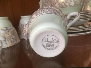 Bone China colclough tea set