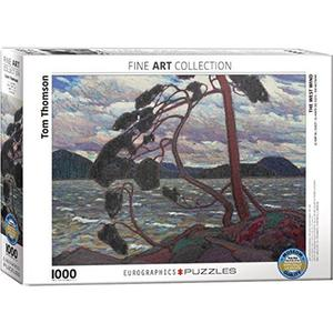 * Eurographics Puzzle pc - The West Wind - Thomson -