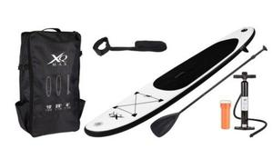 Inflatable SUP Stand Up Paddle Board 10ft + Pump + Leash + Bag NEW