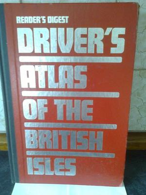 Readers Digest Driver's Atlas of the British Isles Hardback