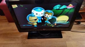 """32"""" LG LCD TV,FULLY WORKING,2x HDMI,SCART,BUILD IN FREEVIEW,DTV,OPTICAL OUT,GREAT PICTURE V"""