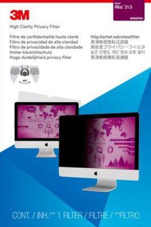 3M HCMAP High Clarity Filter iMac