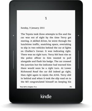 "Amazon Kindle Paperwhite 4GB 6"" Display Wifi Ebook Ereader"