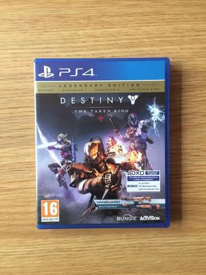 Destiny: The Taken King PS4 Game