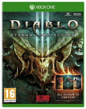 Diablo 3 Eternal Collection Xbox One Game for sale
