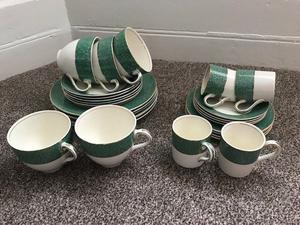 J&G Meakin tea and coffee set
