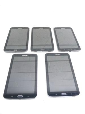 "Job Lot 5 x Samsung Galaxy Tab 3 SM-T"" Tablet 8GB Wi-Fi"