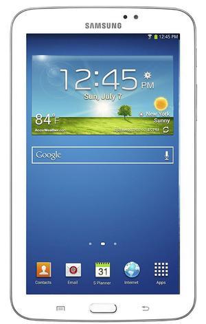 "Samsung Galaxy Tab 3 7.0 Wifi 7"" Tablet White"