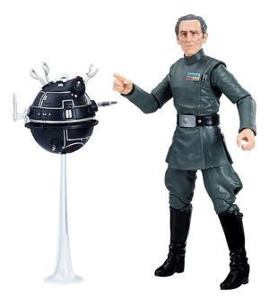 Star Wars Grand Moff Tarkin (Episode IV) Action Figure Black