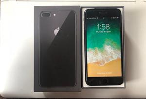iPhone 8 Plus Black 64gb Unlocked to all networks