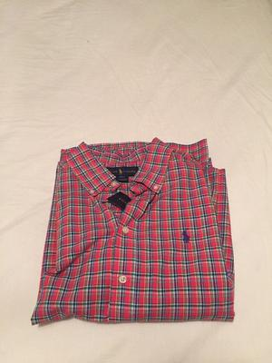 Brand new Ralph Lauren Kids Polo Shirt SIZE  (Size L Kids)