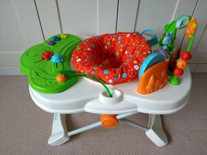 Fisher Price 2-in-1 Sit to Stand Baby Activity Center