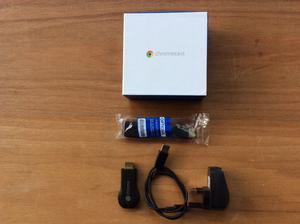 Google chromecast boxed