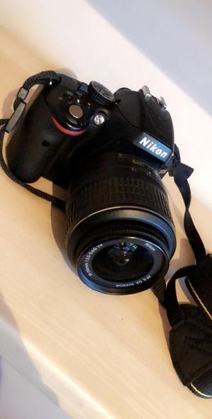 Nikon D DSLR camera  Lens