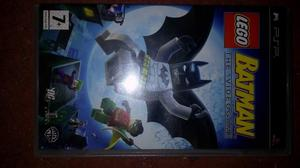 PSP game Lego Batman