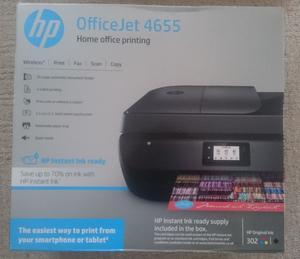 HP OfficeJet Printer / Scanner - Wireless, Unused, Unopened Sealed in Box