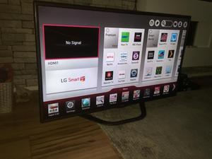 "LG 47"" CINEMA 3D SMART LED TV FULL HD EXCELLENT CONDITION WITH REMOTE AND STAND"