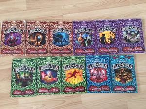 The Saga of Darren Shan Books