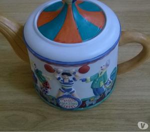 circus china teapot