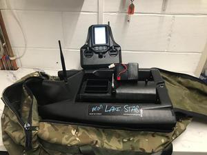 Bait boat Mini lakestar