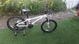 "GARY FISHER PreCaliber 20"" Wheel Mountain Bike ages 5-7 good condition"