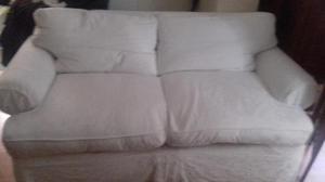 Hi I have 2 gurjust sofa's for sale.
