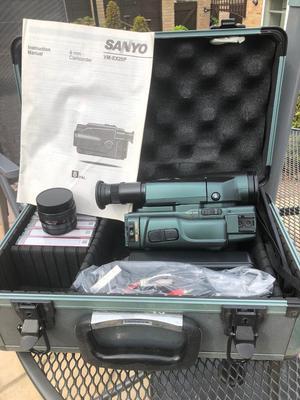 Sanyo VM-EX26P 8mm Camcorder