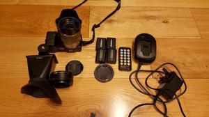Sony Nex 5 digital camera bundle