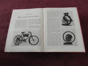The Boy's Book of Cycles and Motor Cycles
