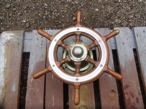 boat parts steering wheel