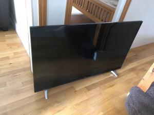 "Bush 49"" full hd smart led WiFi tv.Mint condition.Full working order. £250 NO OFFERS.CAN DELIVER"