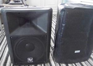 EV SX 300 Speakers