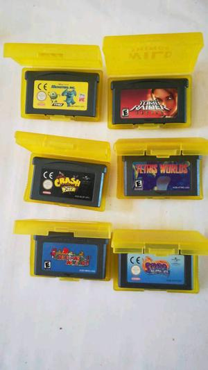 Nintendo Advance or DS games