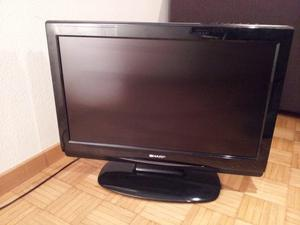 "26"" Sharp lcd tv freeview HDMI ports good working order can deliver"