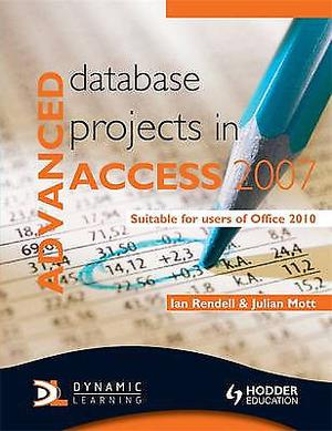 Advanced database project in Access  (practically new condition) (CAN POST)