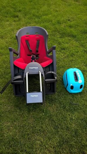 Child seat for bike, very high quality Hamax brand. Fits most bikes