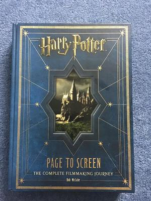 Harry Potter: Page to Screen Book/ RRP:£