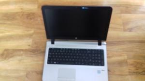 Hp laptop pro book 455. used but in good condition.